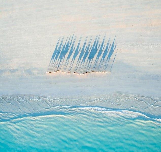 Dünyanın en iyi drone fotoğrafları 1