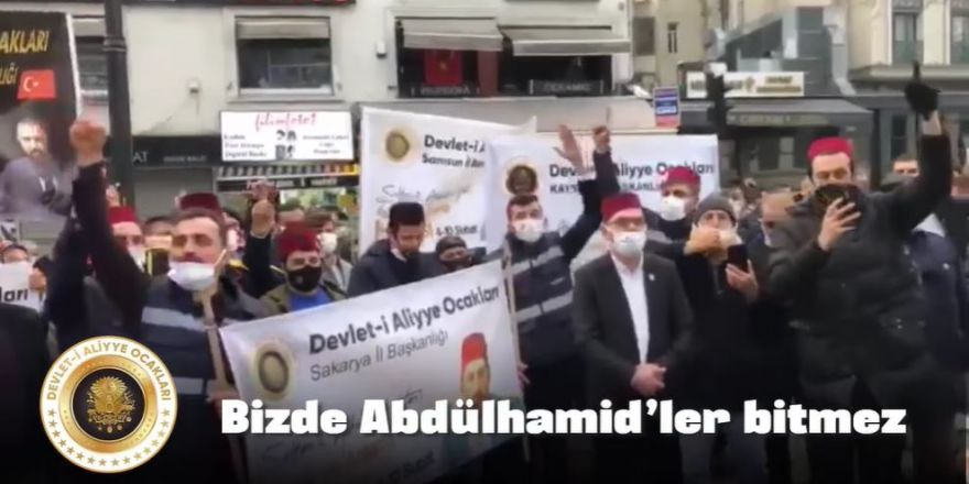 2. Abdülhamit'in torunun görüntüleri sol medyayı rahatsız etti