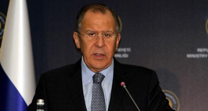 """Sergei Lavrov: """"Türklerle işbirliği daha verimli olur"""""""