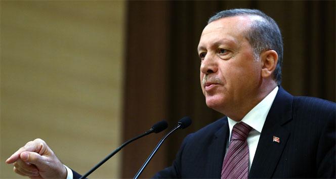 """Cumhurbaşkanı Erdoğan: """"Türk Komandosu El Bab'a girdi''"""