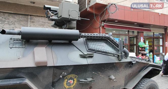 Diyarbakır Sur'da eylem hazırlığında terörist yakalandı