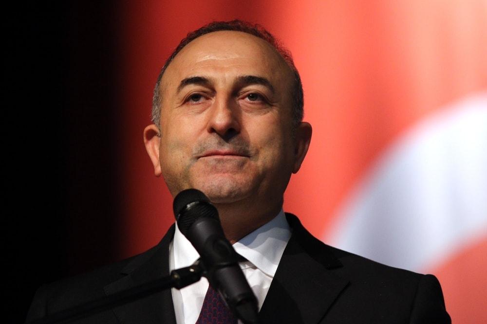 """Çavuşoğlu: """"Rejim ve bazı ayrı gruplar ateşkese engel olmaya çalışıyor"""""""