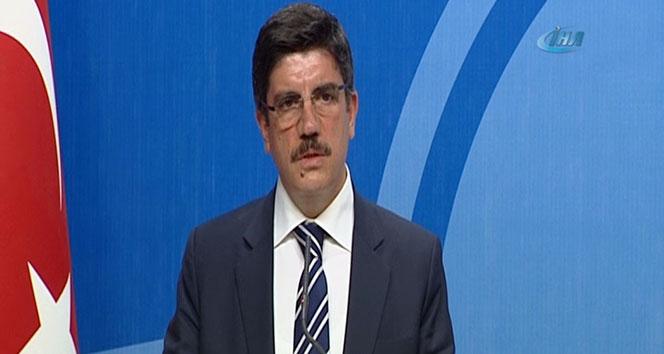Aktay, insan hakları örgütlerini eleştirdi