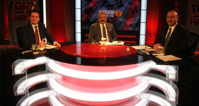 Bakan Çavuşoğlu: 'Tereddütsüz vururuz!'
