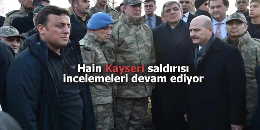 Akar, Gaziantep'ten Kayseri'ye geçti