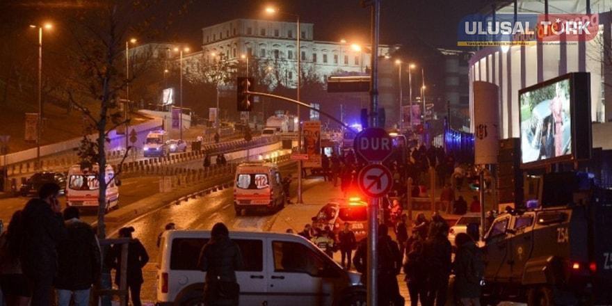 Beşiktaş'ta aracı patlatan hain belli oldu!