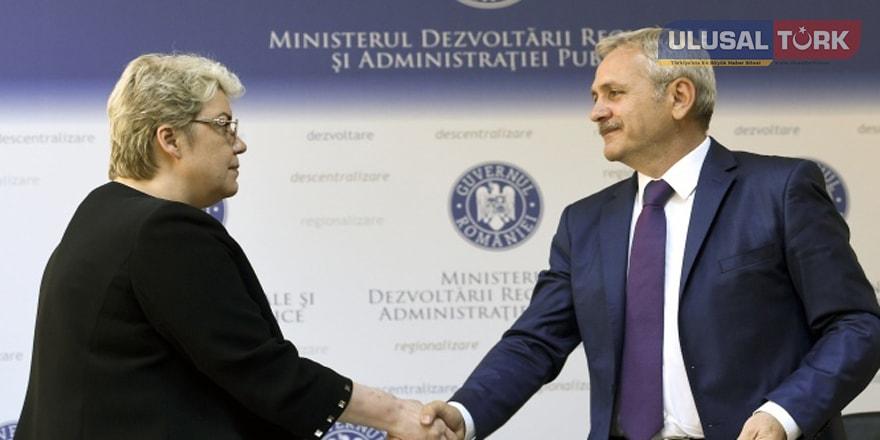 Romanya'da ilk Müslüman ve kadın başbakan durumu