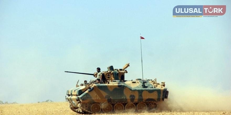 Harekatın 121. gününde toplam 160 DEAŞ'lı terörist öldürüldü