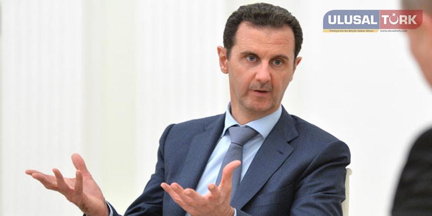 Esad ve emir komutasındaki askerlere suç duyurusu
