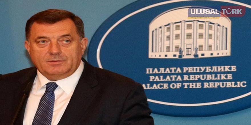 Bosnalı Sırp Lidere ABD Büyükelçiliği vize vermedi