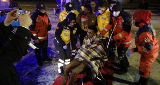 160 Yemen'li tedavi için Türkiye'ye nakledildi