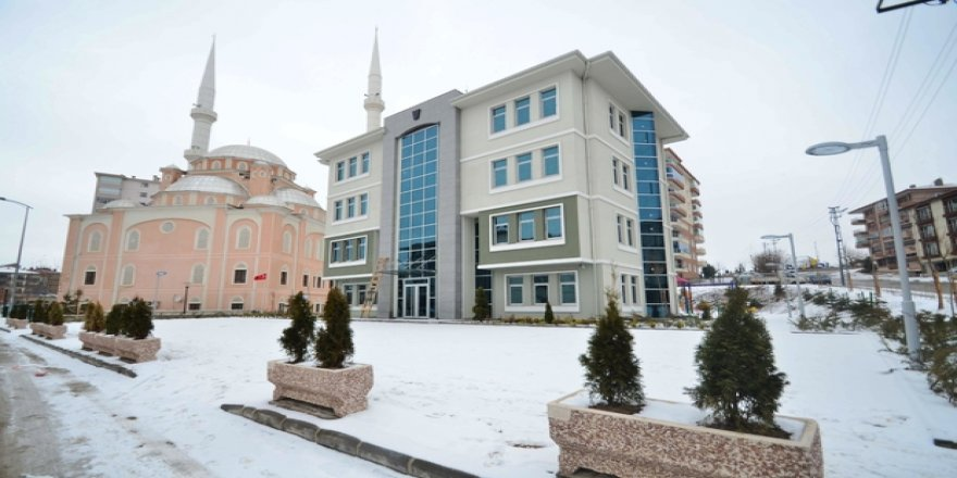Pursaklar Belediye Başkanı Selçuk Çetin: ''Türkiye'de ilklere imza atıyoruz''