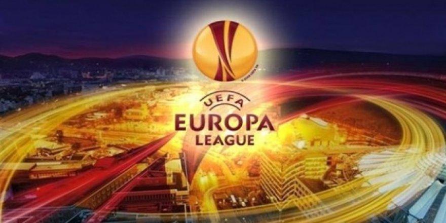 İşte UEFA Avrupa Ligi'nde temsilcilerimizin rakipleri
