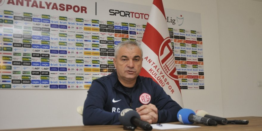 Antalyaspor'un hedefleri