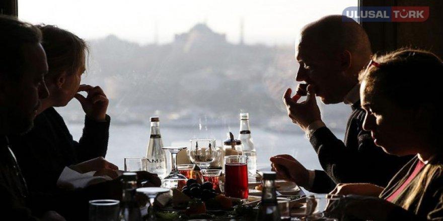 Gurmeler İstanbul'da buluştu