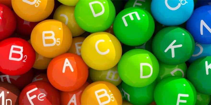 Vitamin haplarının faydası var mı?