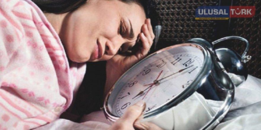 Uyku apnesine ameliyatsız çözüm!