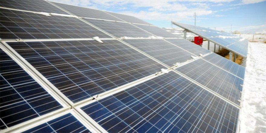 YYÜ kendi elektriğini güneşten üretiyor