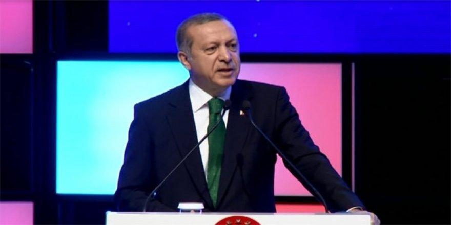 Cumhurbaşkanı Türkiye İnovasyon Haftası Etkinliği'nde konuştu
