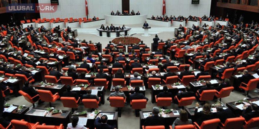 Teklif onaylandı! Siyasi Partiler Kanunu ve Seçim Kanunu değişiyor
