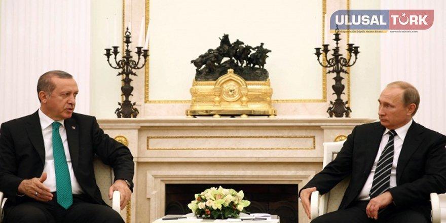 İki lider arasında kritik telefon görüşmesi