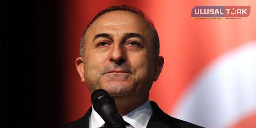 Çavuşoğlu: 'Karlov'un ismini Ankara'da ve yüreğimizde yaşatacağız'