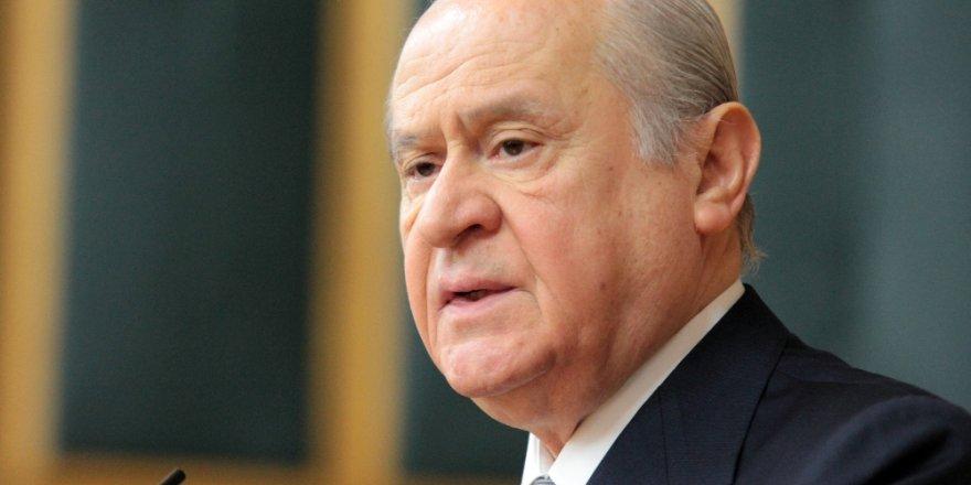 MHP Liderinden El Bab açıklaması