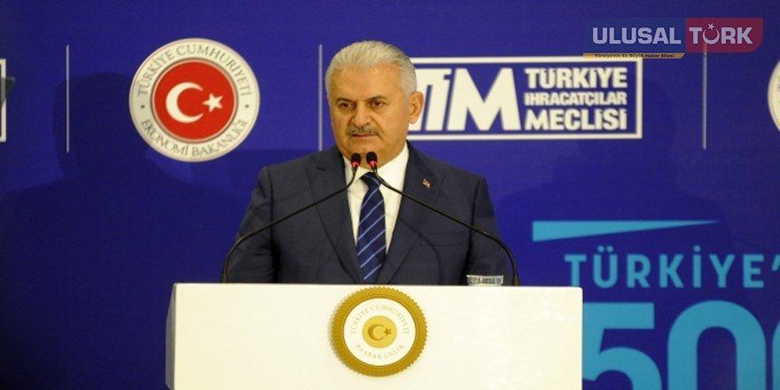 Başbakan Yıldırım: 2017'de Türkiye hak ettiği yerde olacak