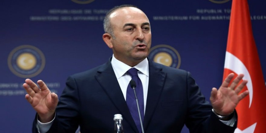 Dışişleri Bakanı Çavuşoğlu: ''Üçlü bir mekanizma kuruyoruz.''