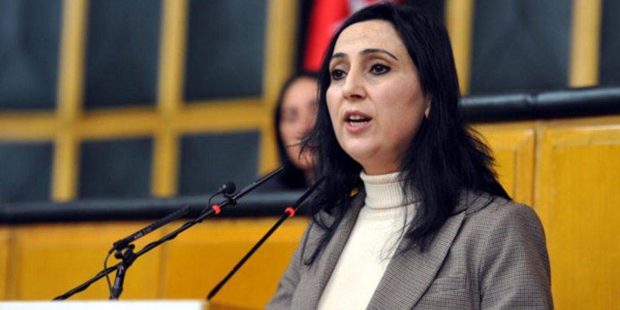 Figen Yüksekdağ parti meclisi üyeliğinden ihraç edildi