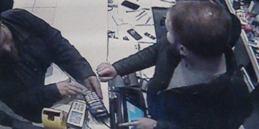 Dolandırıcının pos makinesi oynunu polis bozdu