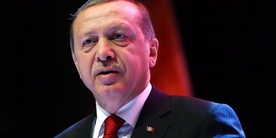 Cumhurbaşkanı Erdoğan mesajında şunları söyledi