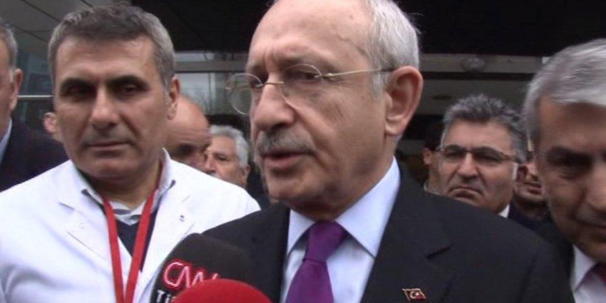 Kılıçdaroğlu Hollanda'nın iptal kararını değerlendirdi