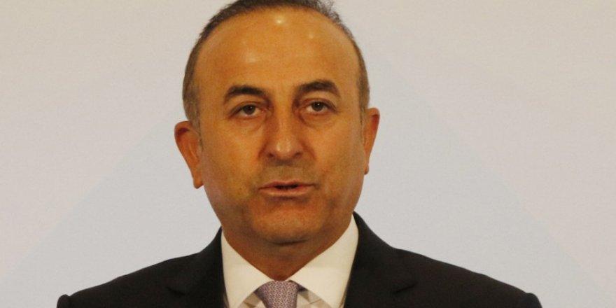 Bakan Çavuşoğlu'ndan 2 önemli görüşme