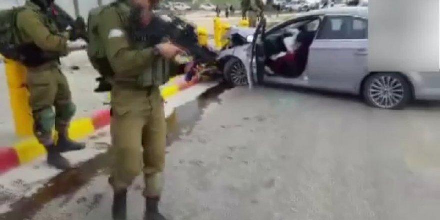 İsrailli asker terör estirdi