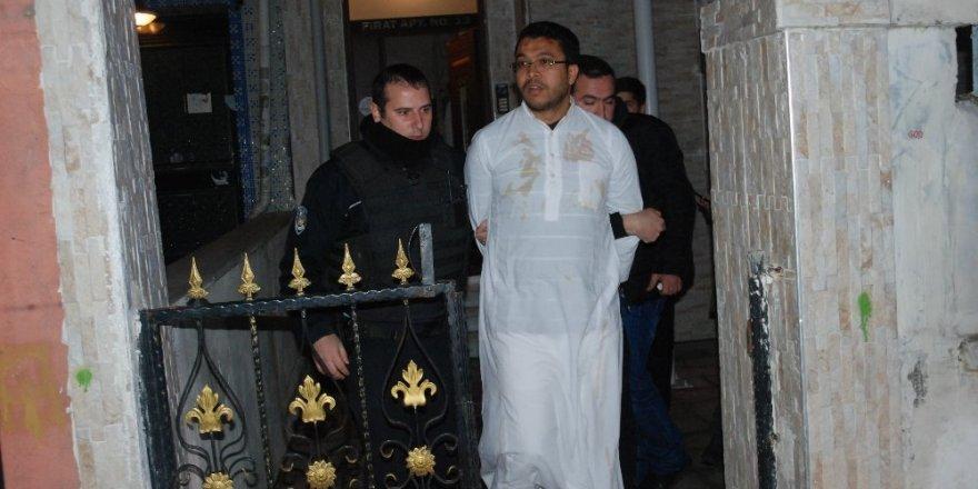 Mısır uyruklu şahıs İstanbul polisini harekete geçirdi