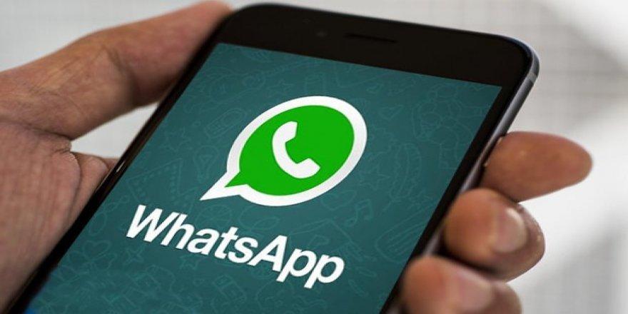 Whatsapp'ı 7 gün kullanamayabiliriz