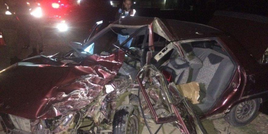Kahramanmaraş'ta korkunç kaza: 5 ölü