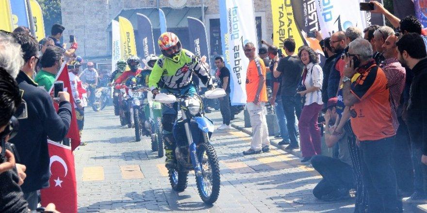 Bodrum'da 'extreme off-road' heyecanı sardı