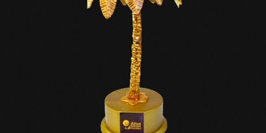 'Altın Palmiye Ödül Töreni' İstanbul'da yapılacak