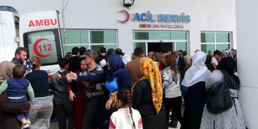Mardin'de  patlama: 2 çocuk ağır yaralandı