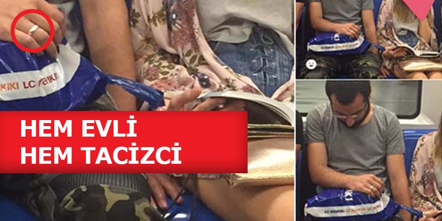 Kadın Yolcu Tacizciye Karşı Susmadı!
