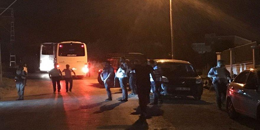 Hatay'da emniyet güçlerine saldırı: İki polis şehit oldu!