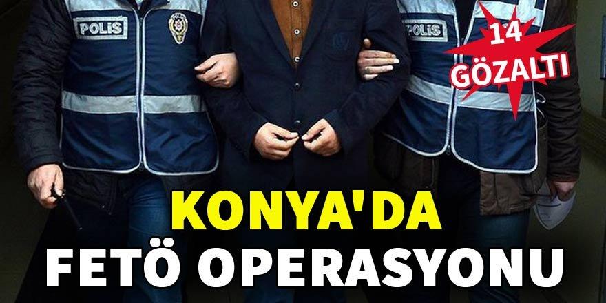 6 ilde FETÖ operasyonu: 14 astsubay gözaltına alındı!