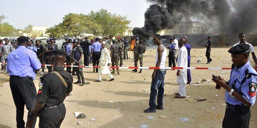Nijerya'da terör saldırısı: 83 yaralı, 27 ölü