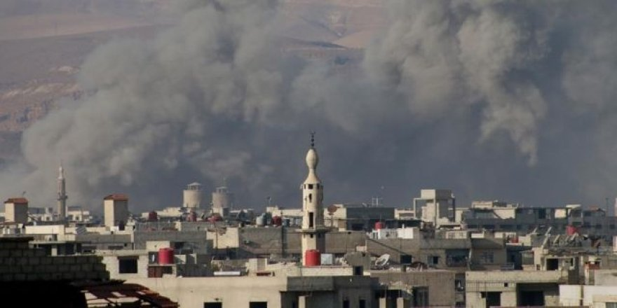 Esad Rejimi, 6 sivilin canını aldı