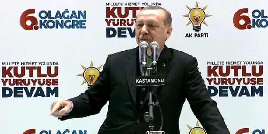 "Erdoğan,""Ya sen ne cins adamsın be"""
