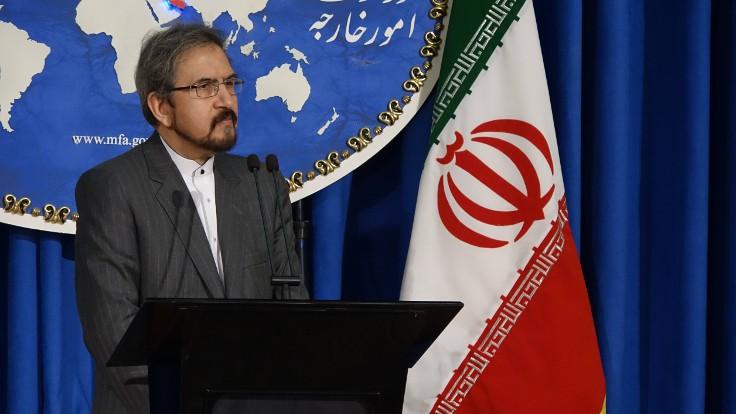 İran'dan ABD'ye:Bizimle değil açlarla ilgilenin