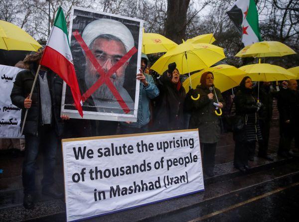 İran'da bilanço artıyor:29 ölü 400 yaralı