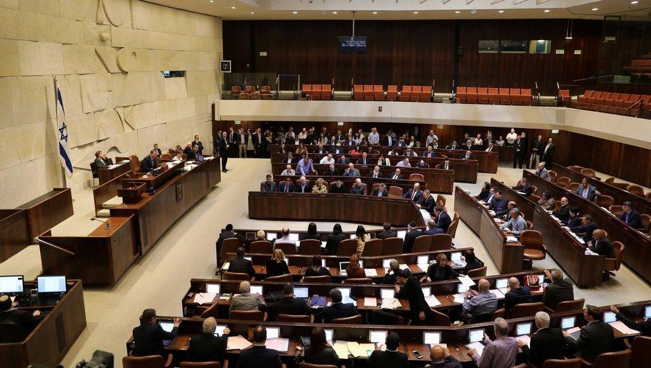 Filistinli müslümanlara idam tasarı meclis'ten geçti